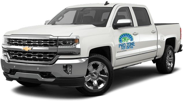 Service Truck - Pest Control Dayton Ohio